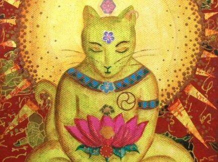 Gatto-buddismo