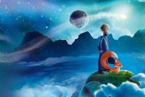 La differenza tra voler bene e amare spiegata da Il Piccolo Principe