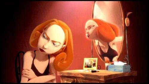 donna-specchio-arrabbiata