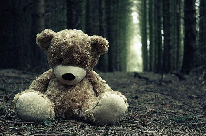 Orsacchiotto e suicidio infantile
