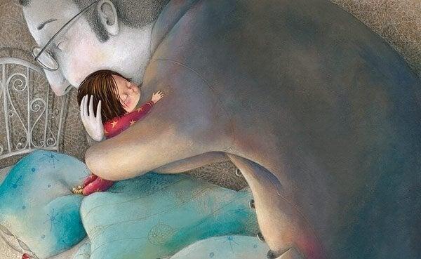 Trattare i figli con cura: sono fatti di sogni