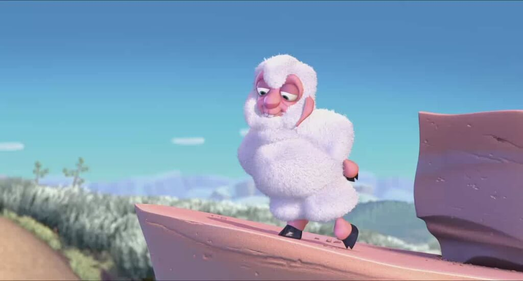 L'agnello rimbalzello: il cortometraggio che insegna ai bambini a non arrendersi mai