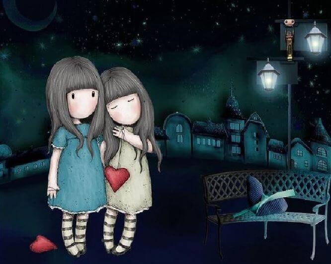 L'amicizia duplica l'allegria e dimezza il dispiacere