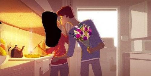 coppia-con-fiori
