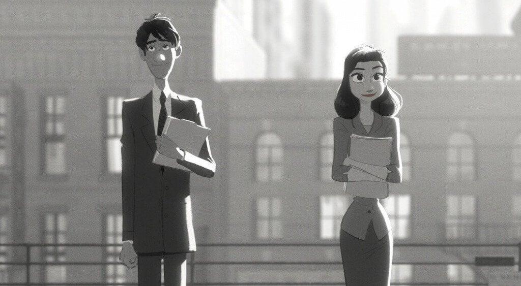 Paperman: un cortometraggio per scoprire la magia del destino