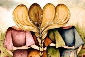 donne-unite-da-una-treccia