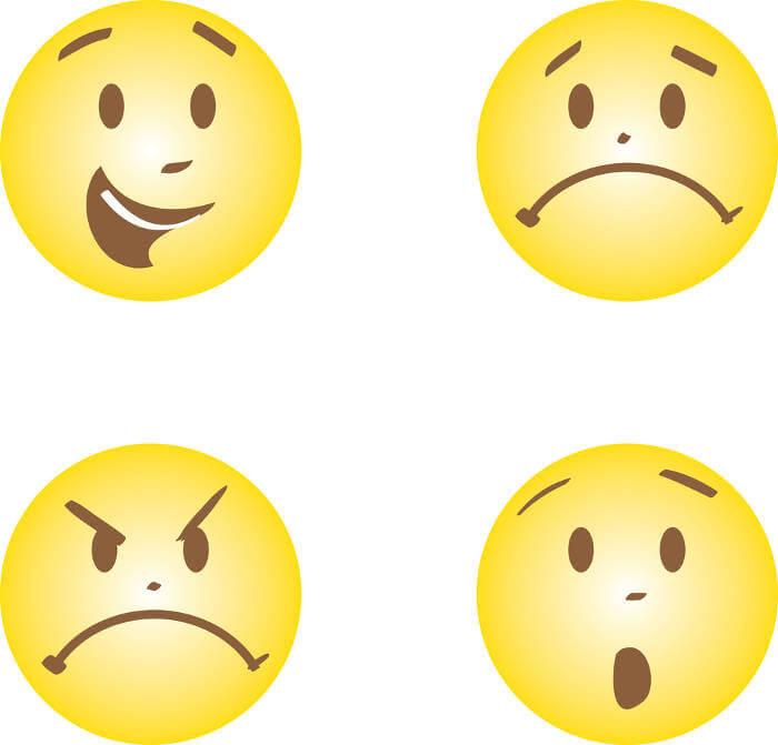 felicita-tristezza-ira-paura