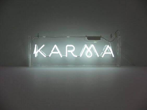 Karma: capirete il dolore che avete inferto quando lo infliggeranno a voi