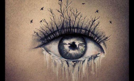occhio-lacrime