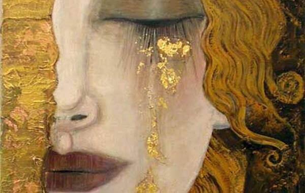 Lacrime che cicatrizzano le ferite