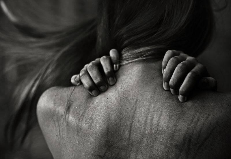 schiena di donna