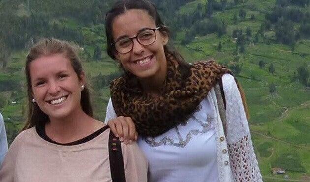 """""""Ieri mi hanno uccisa"""": lettera in memoria delle viaggiatrici argentine uccise in Ecuador"""