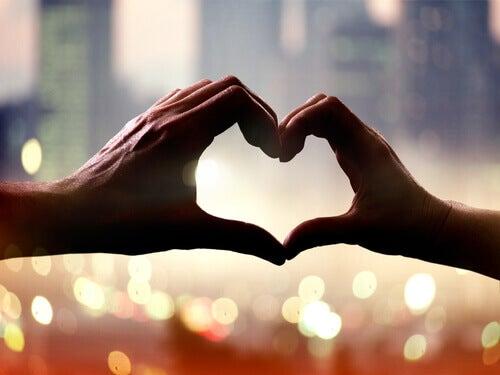 Niente migliora le persone come l'amore