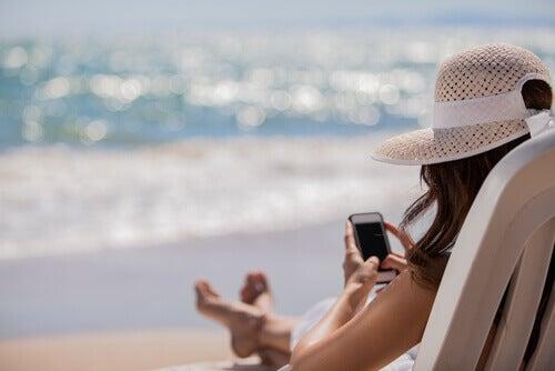 Il riflesso della nostra vita sui social network