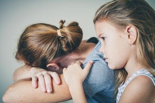 Come influisce la depressione sulla relazione madre-figlio