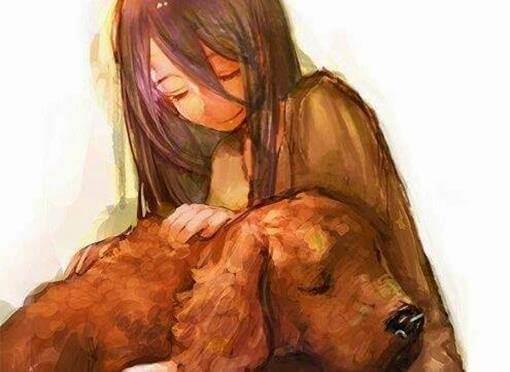 Quando il vostro animale se ne va, rimane comunque con voi