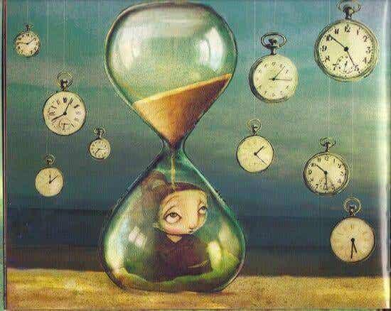 Il tempo non cancella i sentimenti, trova essi un posto