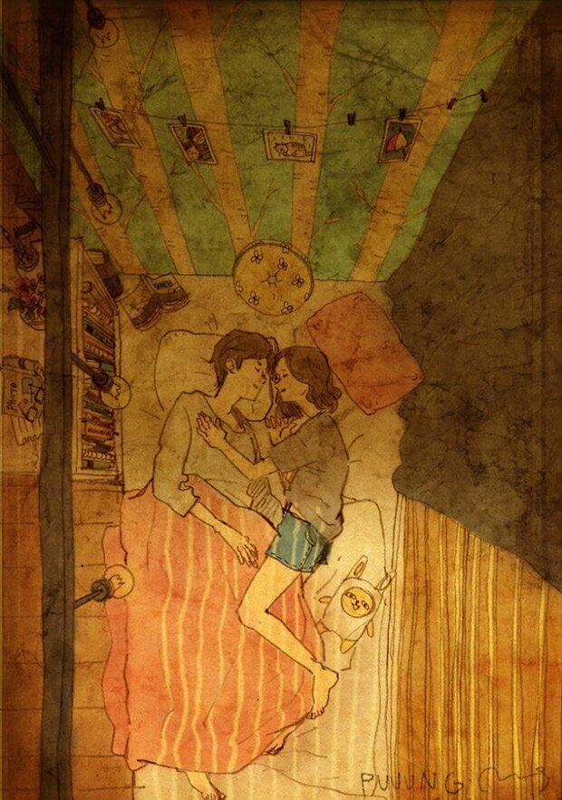 coppia-sul-letto