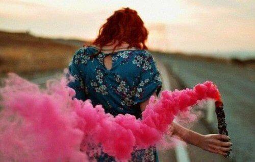 La vita non è come la dipingono gli altri, ma come la coloriamo