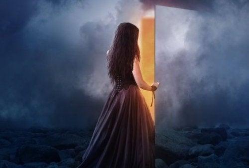 A Volte Quando Si Chiude Una Porta Si Apre Un Universo Intero La