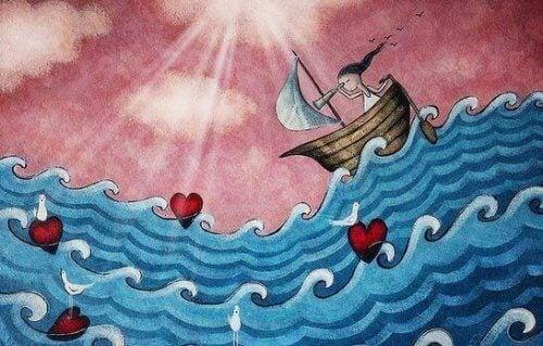 Bisogna sempre riprovare, e l'amore non fa eccezione