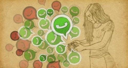 Se non rispondo su WhatsApp, non posso o non voglio