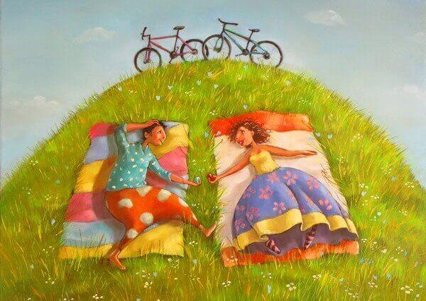 gita-in-bicicletta