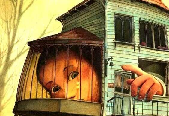 bambina-imprigionata-in-una-casa