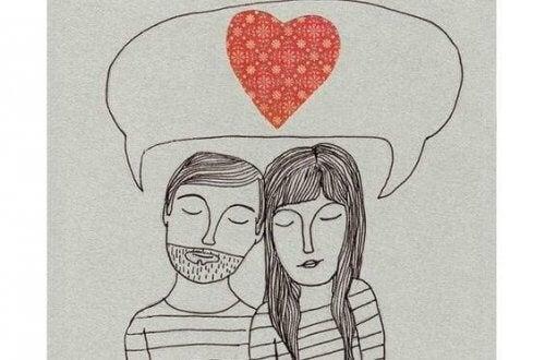 coppia-fumetto-con-cuore