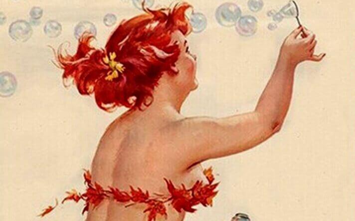 donna-con-bolle-di-sapone