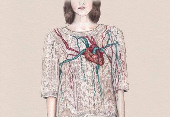 donna-con-cuore