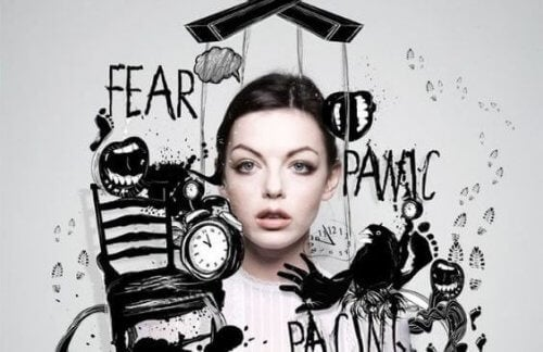 donna-con-paura