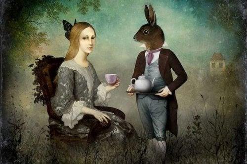 donna-coniglio-fantasia