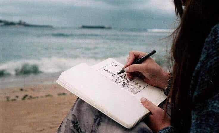 Se nella vostra mente regna il caos, iniziate a disegnare