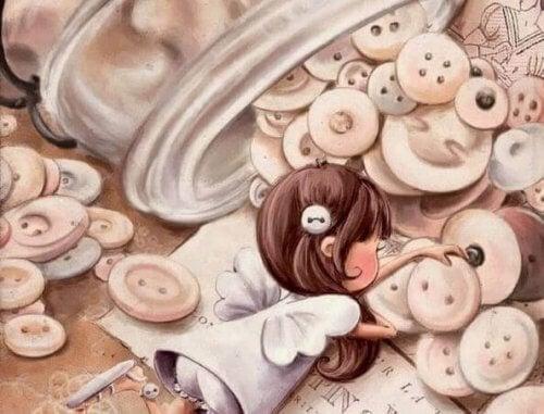 È difficile essere bambini in un mondo di gente stanca