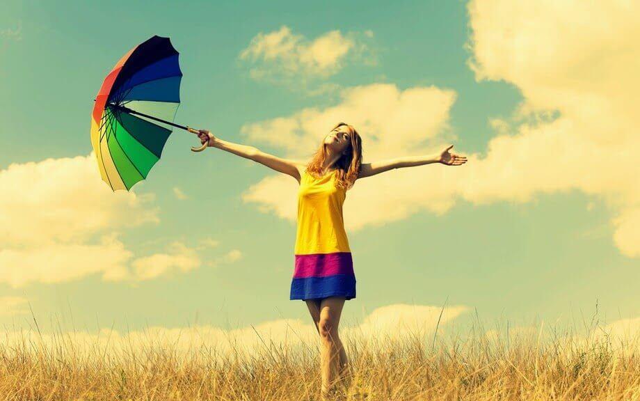 7 comportamenti delle persone felici
