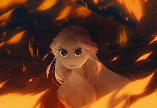 ragazza-avvolta-da-fiamme