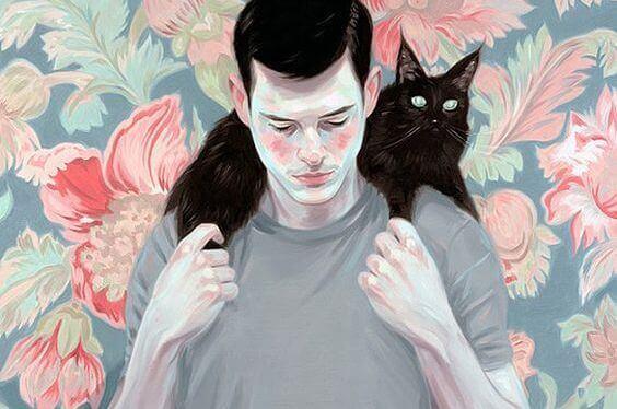 uomo-con-gatto