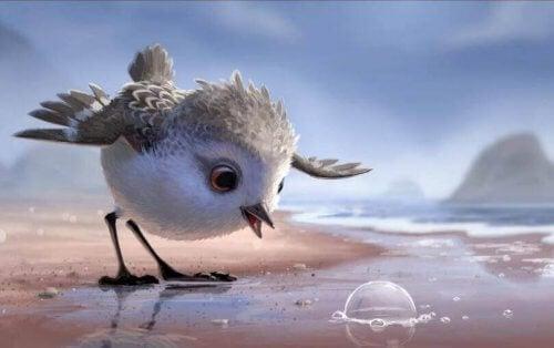 """""""Piper"""", uno dei cortometraggi più belli ed accattivanti della Disney"""
