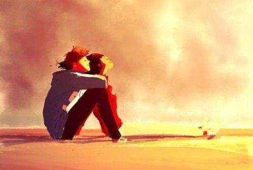 Chi vi ama vi spinge a credere in voi stessi