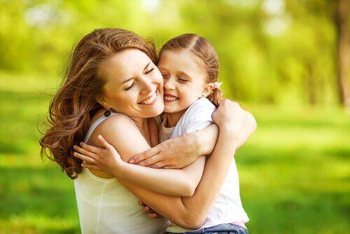 Amore: una bacchetta magica nell'educazione dei figli