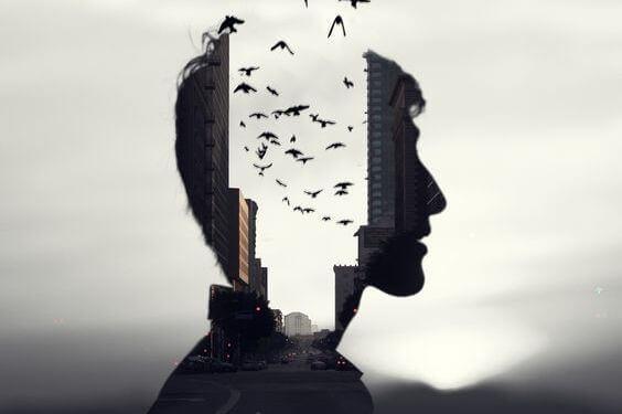 uomo-con-uccelli-in-testa
