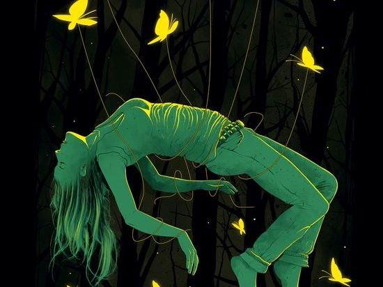 donna-sollevata-da-farfalle