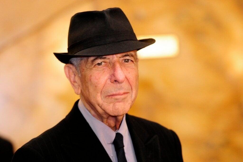Leonard Cohen: quando la poesia si fa musica