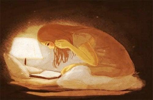 L'alba appartiene agli innamorati, ai sognatori e ai lettori