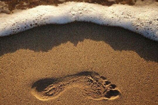 impronta-sulla-sabbia