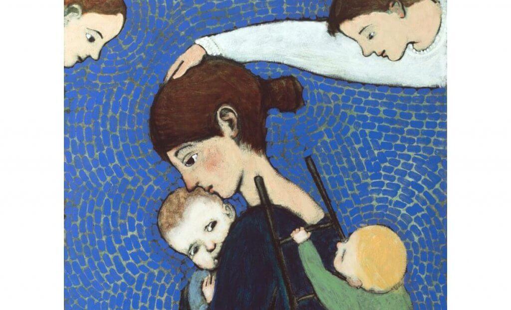 madre-con-i-figli