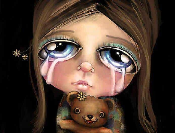"""""""Non piangere"""" non è la risposta giusta al pianto dei bambini"""