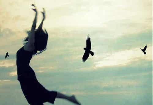 Quando sentite che non è più il vostro posto… Volate via