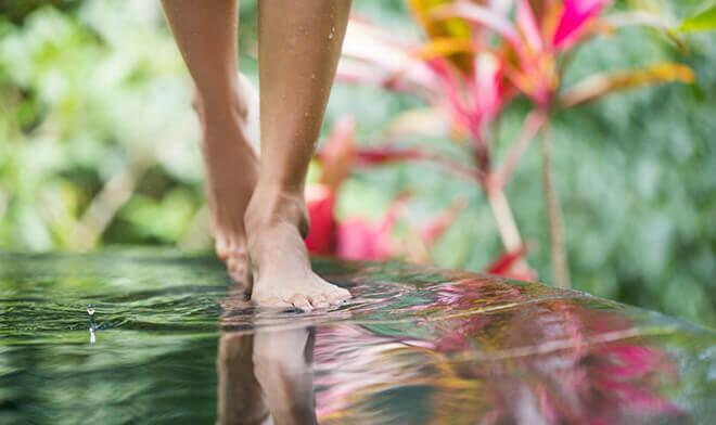 Imparare a meditare mentre si cammina